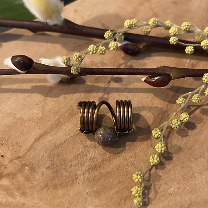 Oceaan Jaspis bead Small