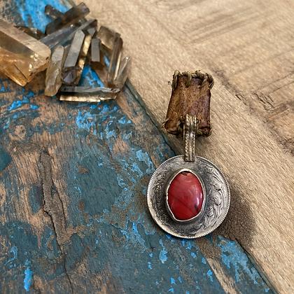 Kuchi Coin Red