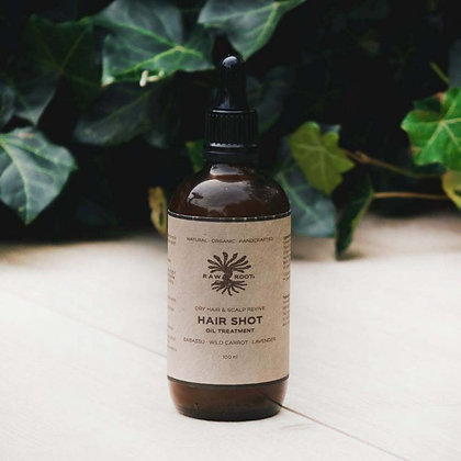 RAWROOTs Dry Hair Shot & Scalp Revive - Oil Treatment