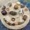 Thumbnail: Dreadlock sieraden set Wood