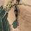 Thumbnail: Dreadlock bead Hamsa
