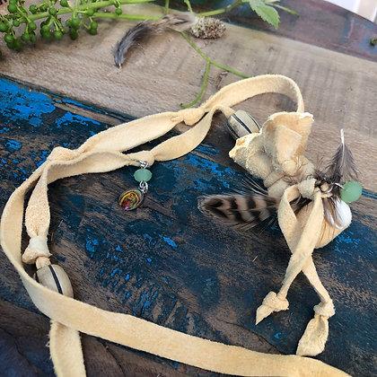 Medicijn buidel ketting / talisman