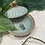 Thumbnail: Dread beadie flower blue