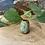 Thumbnail: Dreadlock bead Ceramic effect
