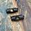 Thumbnail: Leren Dreadlock Beads 2 stuks black