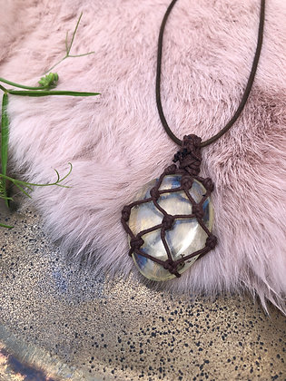 Ketting opaal
