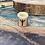 Thumbnail: Dreadlock bead gegraveerd Algiz