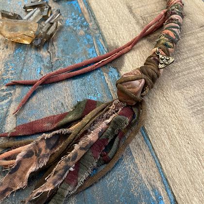 Dreadwrap Jaspis gemstone 30 cm