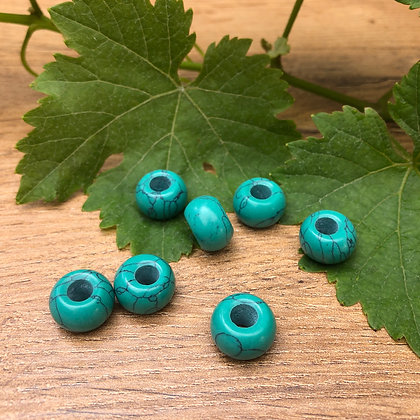 Gemstone - green turquoise
