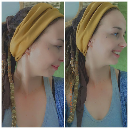 Hairband Simply Perfect Mostard