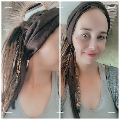 Hairband Simply Perfect Brown