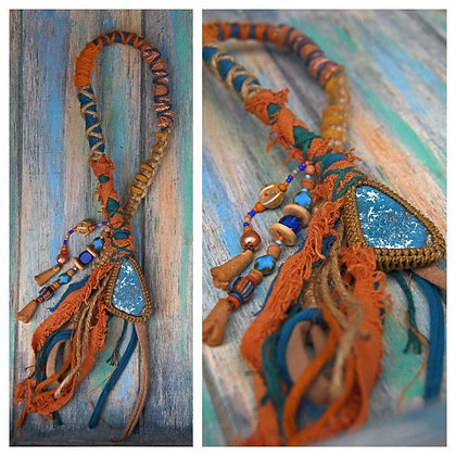 Dreadwrap Greek Seapottery 55 cm