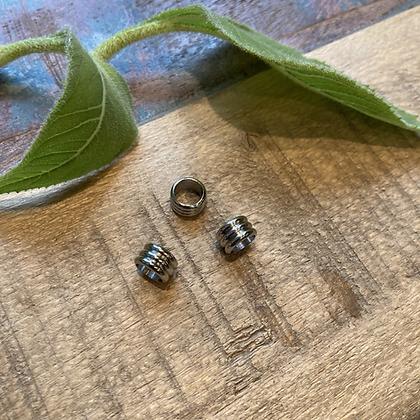 RVS Beads 3 stuks