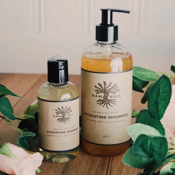 Dreadlock shampoo van rawroots