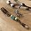 Thumbnail: Dreadlock bead hanger lang