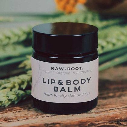 RAWROOTs Lip & Body balm