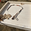 Thumbnail: Dreadwrap bergkristal hanger