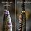 Thumbnail: Dreadlock Jewelery bead-wrap Blue 34cm