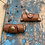 Thumbnail: Leren Dreadlock Beads 2 stuks
