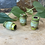 Thumbnail: Dreadlock bead Terracotta