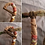 Thumbnail: Dreadwrap Rohan Made  Earthy 34 cm