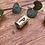 Thumbnail: Dreadlock kraal gegraveerd Wunjo