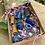 Thumbnail: Dreadlock decoration kit Blue