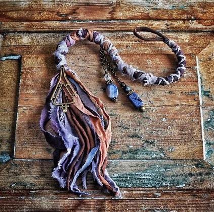4Dreadwrap Purple 43cm