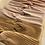 Thumbnail: Haarband ribtricot  cashew