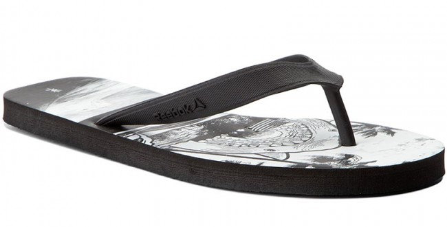 Reebok Cash Flip bs8549 - Black / White