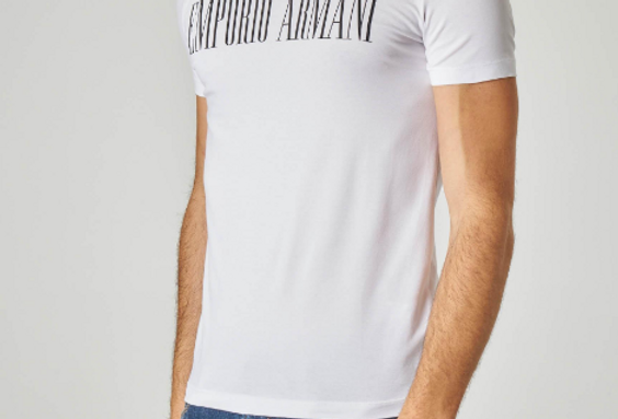 EMPORIO ARMANI T-Shirt 6G1TD5 1J0AZ 0933