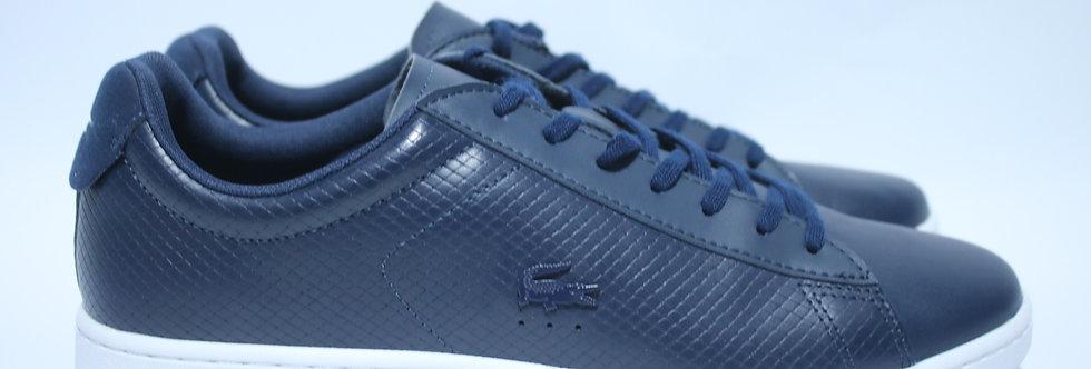 Lacoste Carnaby Evo 3187 sneaker  - Navy