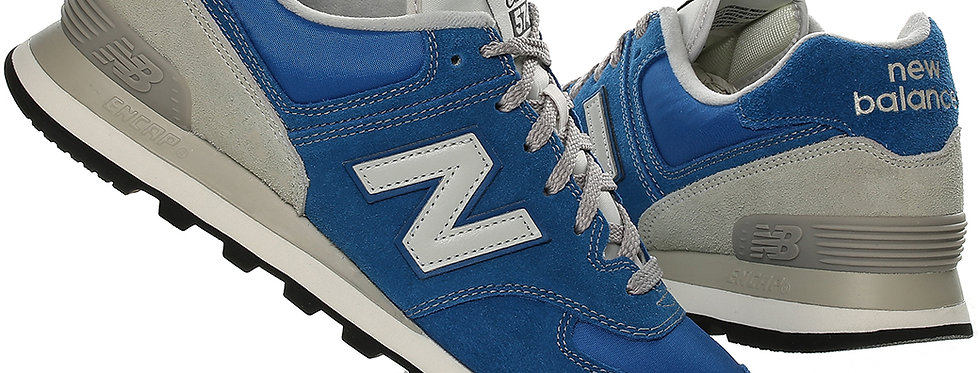 New Balance 574 Classic Blue Sneakers 120