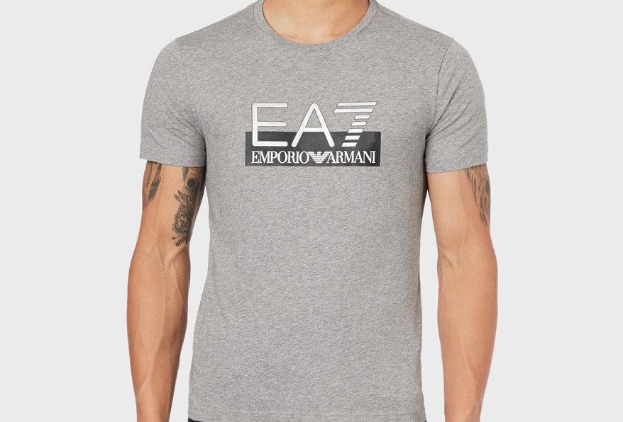 EA7 EMPORIO ARMANI T-Shirt 6GPT81 PJM9Z 3905