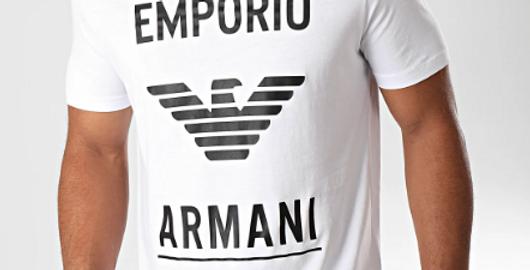 Emporio Armani - t-shirt 6g1te7 1jnqz 0100