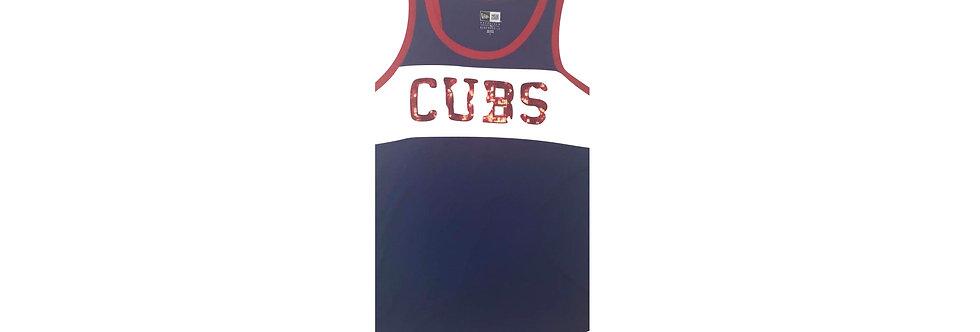 New Era Cubs Women's Sleeveless T-Shirt 31