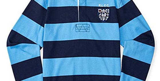 Ralph Lauren Striped Cotton Jersey Rugby P101