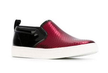 Marc By Marc Jacobs 'Broom Skate' Slip-on Sneakers, Bordeaux P109
