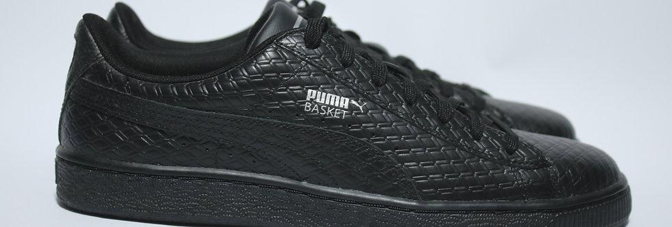 Puma Basket Classic leather shoes 36307502 - Black