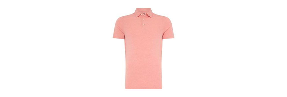 Michael Kors Men's Dotted Polo Shirt P79