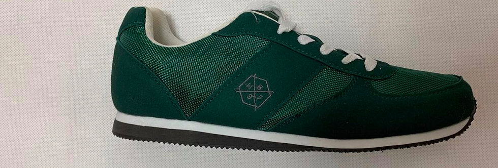 House Live & Loud Green Sneakers P49