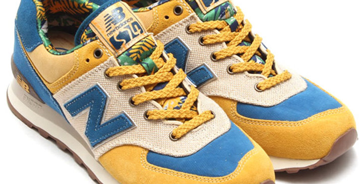 New Balance Sneakers 574 ml574ohy P99