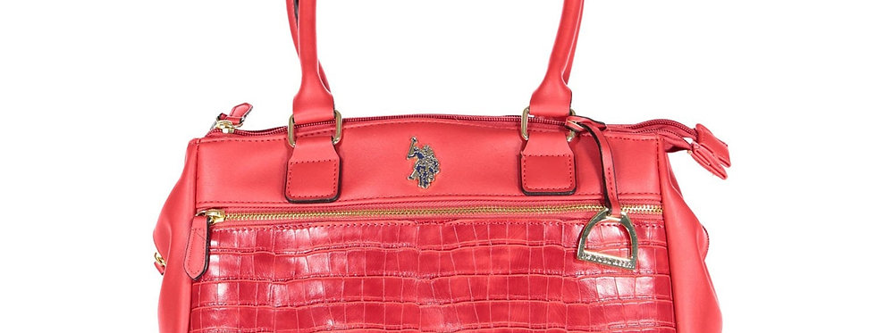 U.S. Polo Assn. women bag uspp17038 - Red