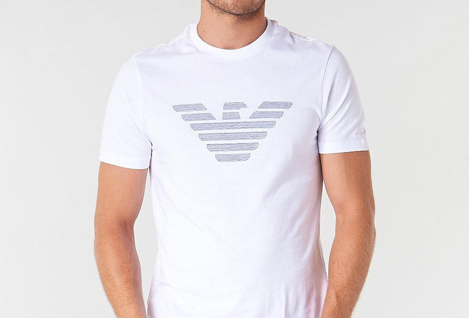 EA7 EMPORIO ARMANI T-Shirt 6g1tc0 1j00z 0100