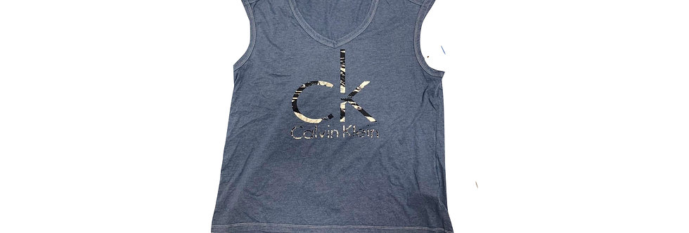 Calvin Klein Women's Sleeveless T-Shirt P32