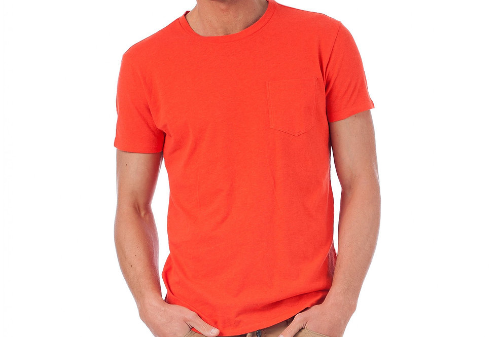 Scotch & Soda T-Shirt Orange P68
