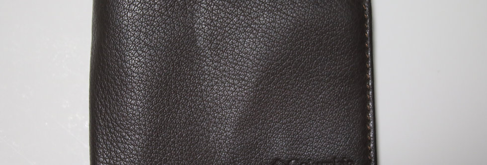 Columbia genuine leather wallet -Brown