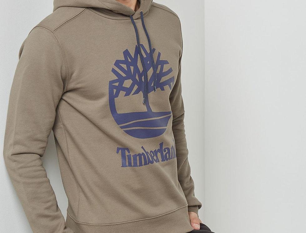 TIMBERLAND Bluza BASIC STACKED LOGO HOODIE TI819AT52NZN 140