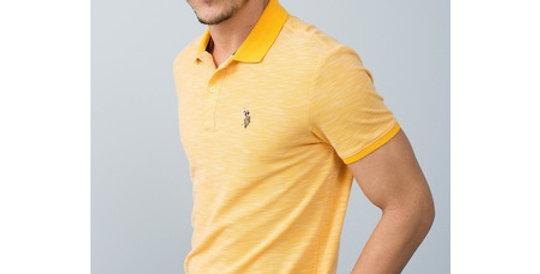 U.S. Polo Assn. ERKEK T Shirt | 50186266-VR044 P45
