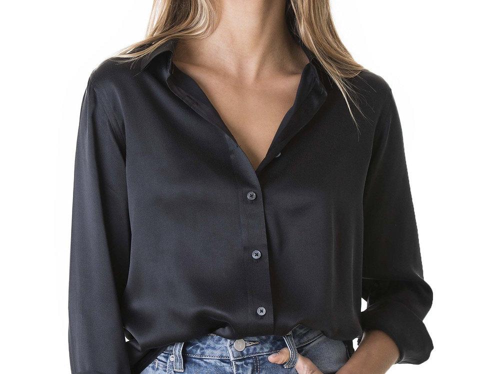Lauren Ralph Lauren Women Silk Shirt P73